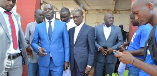 RASSEMBLEMENT: Le tir groupé de l'opposition sur Macky