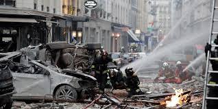 Au moins deux morts dans une explosion due au gaz dans une boulangerie à Paris