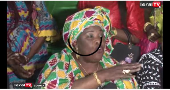 Vidéo : Guéguerre entre Aminata Mbengue Ndiaye et Moustapha Diop à Louga
