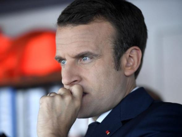 Emmanuel Macron envisage un référendum pour le mois de mai, selon Le JDD