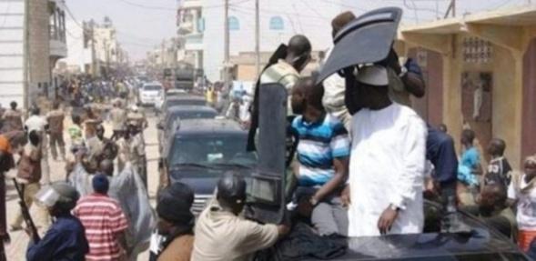 Podor : Violentes bagarres à l'accueil de Macky Sall