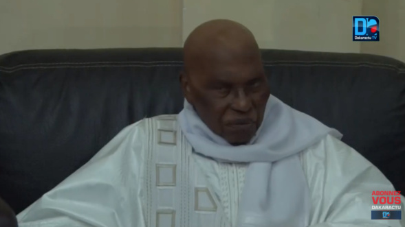 WADE AU KHALIFE : « J'ai quitté le Palais avec 700.000 frs... Je n'ai jamais offert 7 milliards à Macky... Il ne respecte personne... J'ai parlé de boycott sans violence »