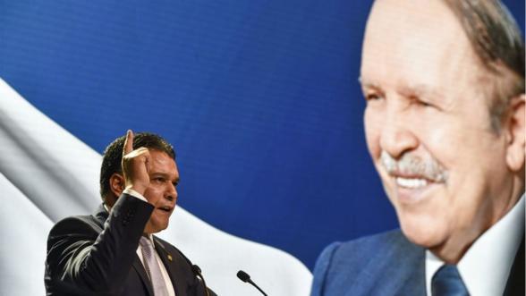 Présidentielle en Algérie : Abdelaziz Bouteflika désigné candidat par son parti