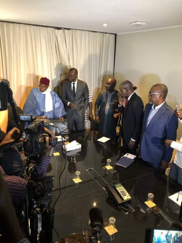 Après Ousmane Sonko, Me Wade a reçu une délégation de Khalifistes