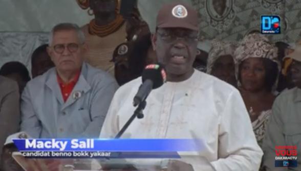 Présidentielle 2019 : Macky Sall attristé par le décès accidentel de 4 gendarmes qui allaient jalonner la route