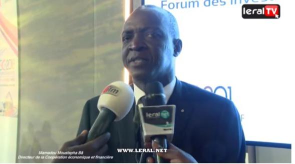 Moustapha Bâ : « Le bilan du septennat du président Macky Sall, est inattaquable sur le plan de l'inclusion sociale »