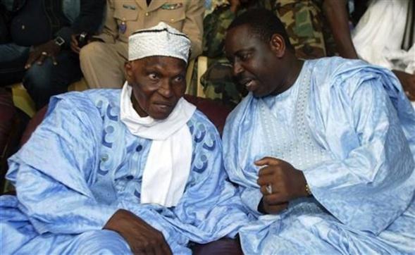 """Abdoulaye Wade :""""Personne ne peut battre Macky Sall à cette Présidentielle"""""""
