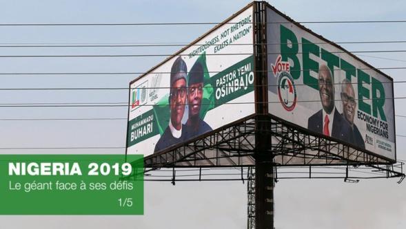 Présidentielle nigériane: le duel des dinosaures