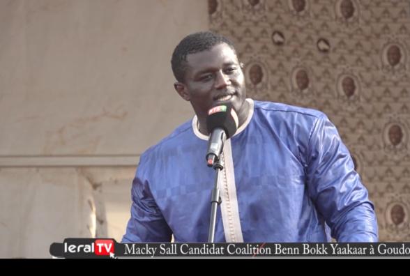 VIDEO : Balla Gaye 2 danse pour Macky Sall en Casamance et vote pour un second mandat