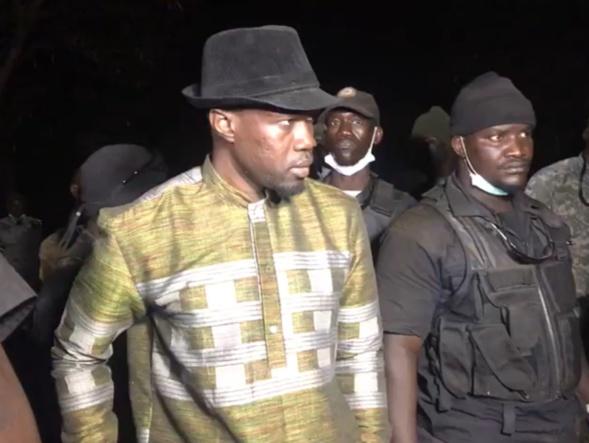 Ousmane Sonko épingle la RTS : « C'est la faute de la direction générale à Dakar qui cache les foules immenses que nous draînons »