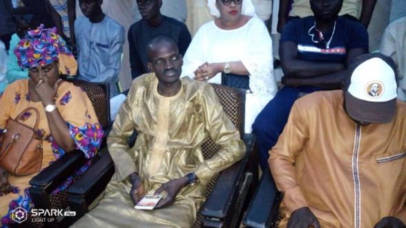 Fallou Ndiaye mobilise pour Macky (Images)