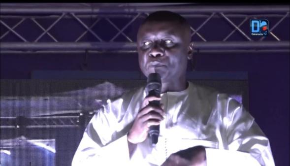 "VIDEO - Idy à Ngaye Mékhé : ""A compter du 24 février, on va entamer un programme de redressement national"""