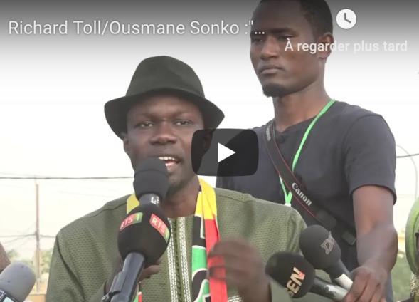 Richard Toll / Ousmane Sonko charge la société de Mimran : « La CSS ne respecte pas la responsabilité sociétale des entreprises (RSE) »
