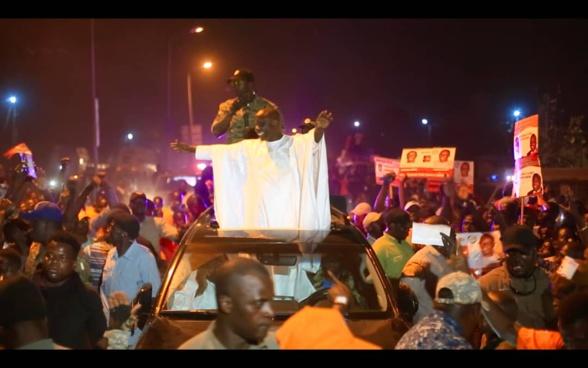PHOTOS - L'accueil populaire d'Idrissa Seck à Mbacké