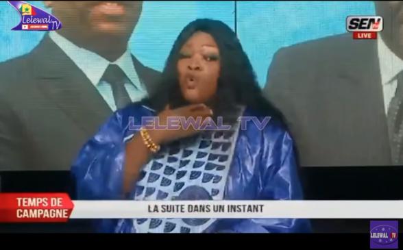Les graves révélations de Ndella Madior Diouf qui ont fâché les journalistes, regardez