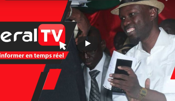 DIRECT - Meeting de Ousmane Sonko au stade Alassane Djigo de Pikine