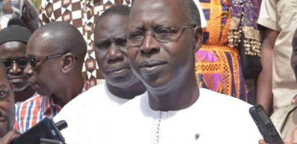 """Mohamed Dione """"Avec un taux de 57%, le Président Macky Sall a été plébiscité par le peuple Sénégalais"""""""