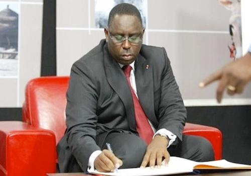 Victoire de Macky Sall au premier tour, ça craint chez les responsables de l'APR - Le chef va nettoyer les écuries d'Augias