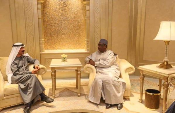 Révélations sur le séjour à Abu Dhabi du Pr Macky Sall