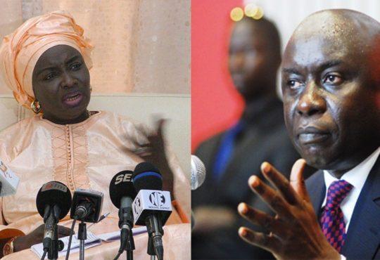Mimi Touré : « Idrissa Seck, un mauvais perdant, diffuseur de faux résultats qui sera remis à sa place chaque fois que de besoin. »