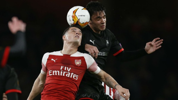 Ligue Europa : Rennes éliminé par Arsenal, plus de club français en Coupe d'Europe