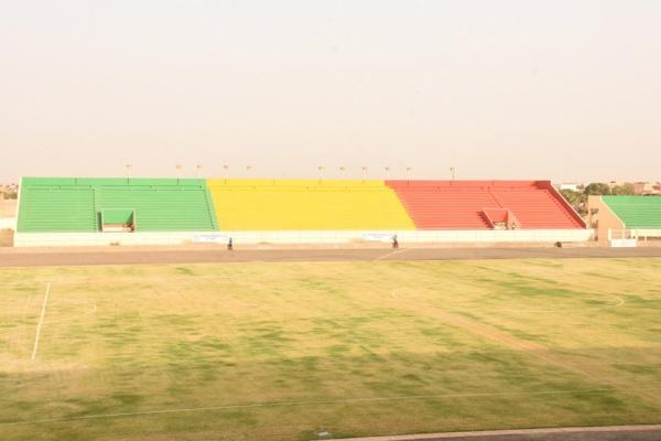 Rénovation du stade Lat Dior facturée à 1. 638. 130. 000 f cfa-  De qui se moque l'entrepreneur Mbaye Faye?