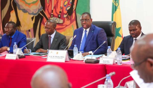 Communiqué du Conseil des ministres du 27 mars 2019