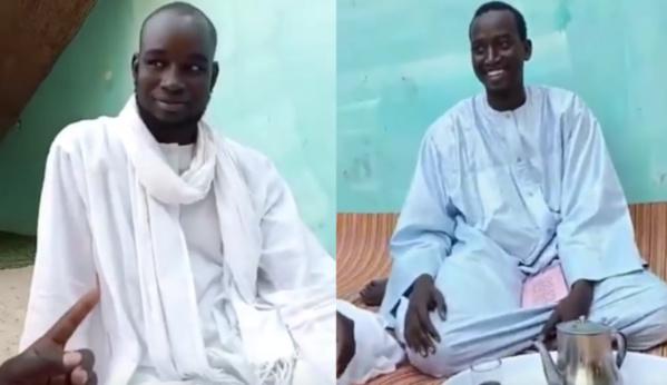 La simplicité des petit-fils de Serigne Saliou Mbacké