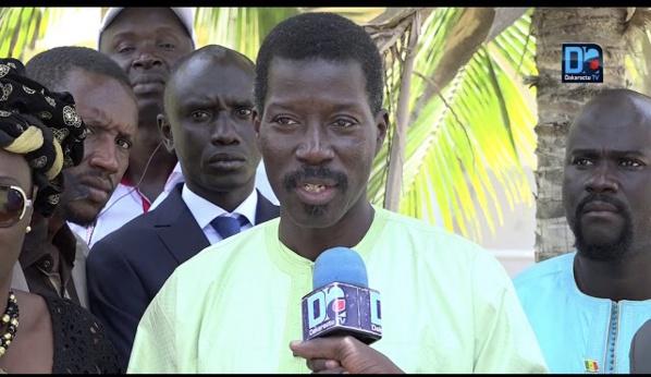 4 avril 2019 à Thiès : Le maire Talla Sylla à Dakar pour célébrer la fête de l'indépendance