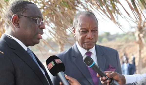 Bourde diplomatique : Le coup de fil du Macky qui a mis en colère Alpha Condé