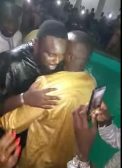 Chanté par Diaw Diop, Amadou Sall se lâche comme jamais