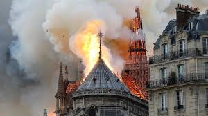 Notre-Dame de Paris ravagée par un terrible incendie
