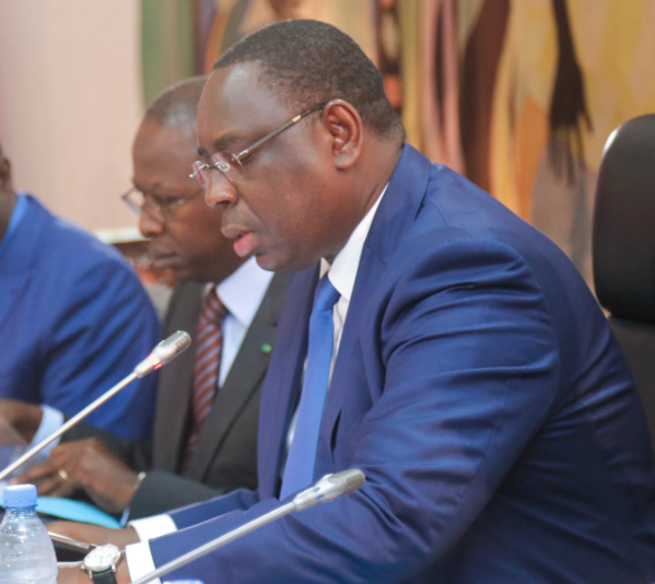 Suppression du poste de premier ministre: Le projet de loi validé en Conseil des ministres