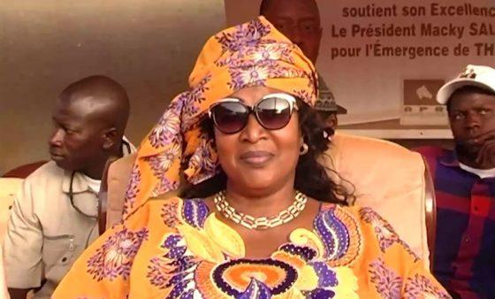 Ndèye Tiké Ndiaye: la dame de fer pour remettre l'APR sur les « Rails » à Thiès