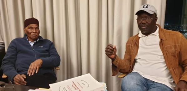 PDS – Wade se débarrasse de Babacar Gaye et nomme El Hadj Amadou Sall porte-parole du parti