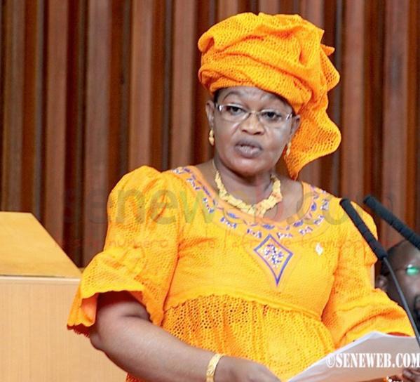 Aïda Mbodji: « l'Assemblée nationale sera réduite à sa plus simple expression »