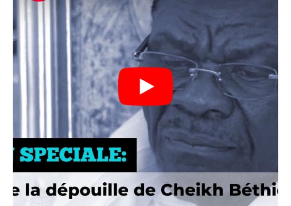 [ LIVE - DAKAR - AIBD - TOUBA ] Suivez notre édition spéciale sur Cheikh Béthio Thioune.