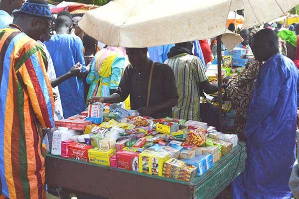 Affaire des faux médicaments : La grâce de Mamadou Woury Diallo confirmée