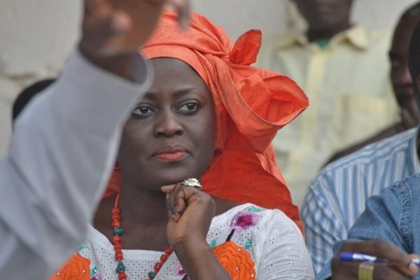 Dernière minute: Aminata Angélique Manga nommée Ministre-conseiller