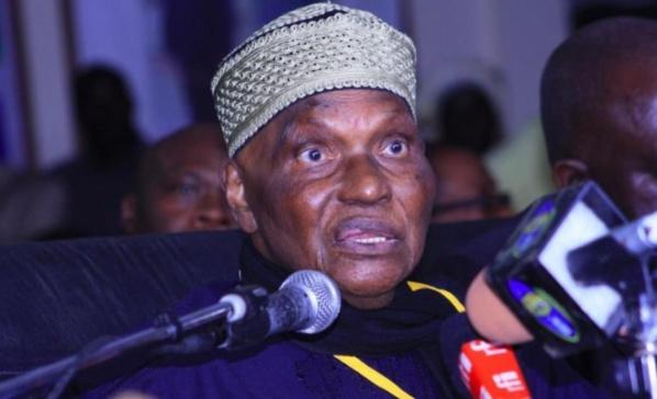 Mort De Mbaye DIACK, Me Abdoulaye WADE Salue La Mémoire D'un Grand Patriote