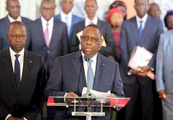 Dialogue national : Macky Sall accède à toutes les exigences de l'opposition