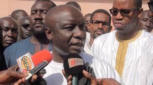 Idrissa Seck endeuillé-  Son lieutenant, Yankhoba Diattara a perdu son père