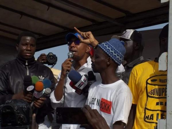 La réaction d' Abdoul Mbaye après la manifestation de ce vendredi
