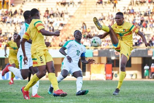 Le Mali bat la Mauritanie par 4 buts à 1