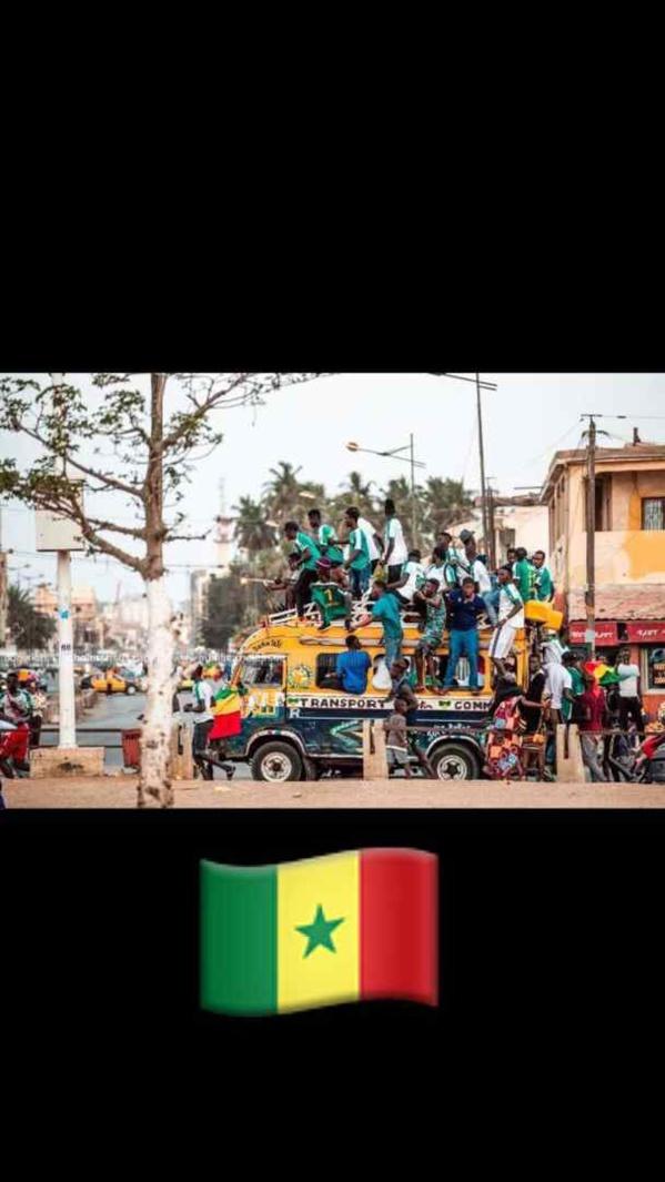Le Sénégal au Cœur !