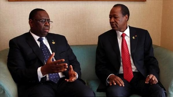 Exilé à Abidjan, Compaoré aperçu au Sénégal