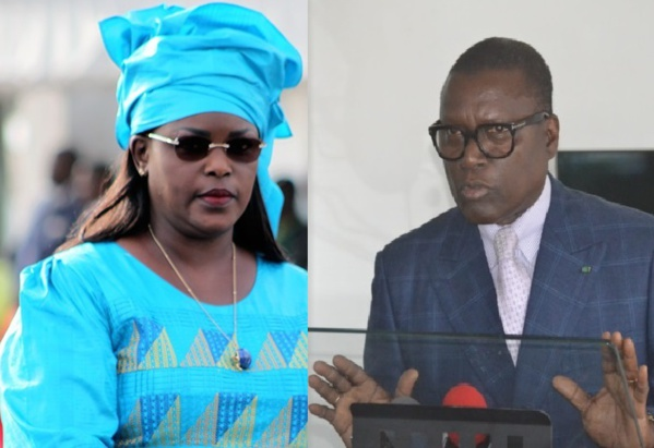 Libération de Khalifa Sall: Atépa écrit à Marième Faye Sall