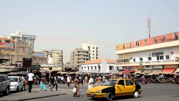 DERNIÈRE MINUTE- Le marché Sandaga finalement rasé après le... 25 Août prochain