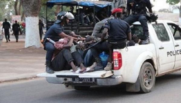 La bande d' agresseurs, qui écumait à TECHNOPOLE- Pikine, finalement arrêtée