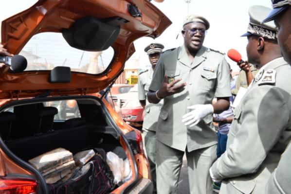 Port de Dakar: nouvelle saisie de 4 kilos de cocaïne